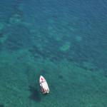 Barche nel mare di Maratea