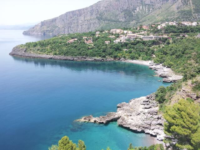Spiagge marizzi, preta caduta e porticello