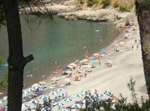 Spiagge di Luppa e Anginarra